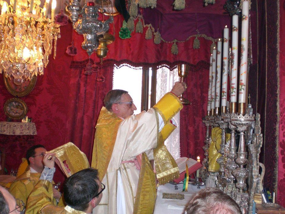 Ambrosian Rite Mass i