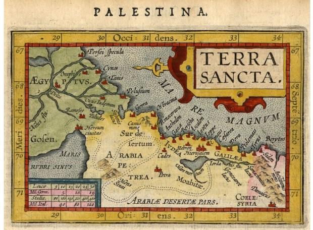 Ortelius_Terra Sancta_edit1