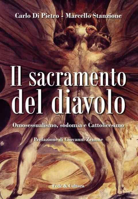«Il sacramento del diavolo», recensione di Ester M. Ledda