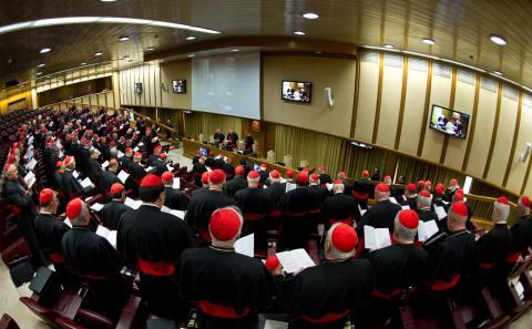 >>>ANSA/CONCLAVE: A CONGREGAZIONE 142 CARDINALI, 103 ELETTORI