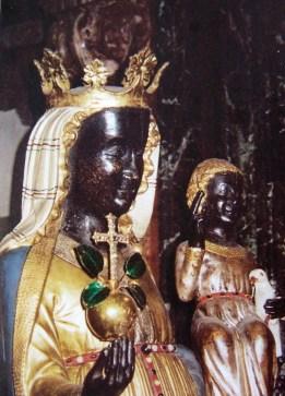 La Madonna Nera d'Oropa