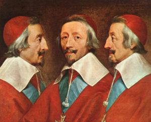 Armand Jean du Plessis, Cardinale-Duca di Richelieu