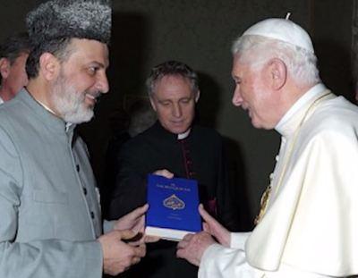 J. Ratzinger: estremisti islamici come i crociati, poco equilibrati