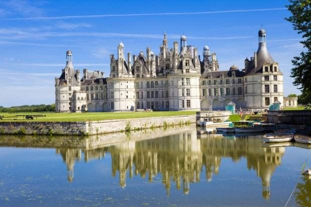 Castelul Chambord BJ Deva