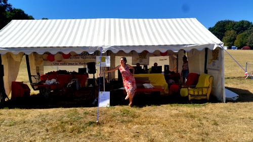 Tente-Radio-Île