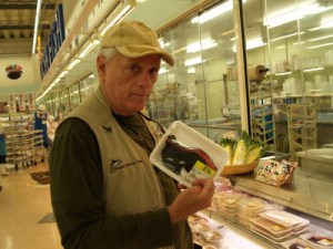 Mercury-contaminated dolphin meat in stores