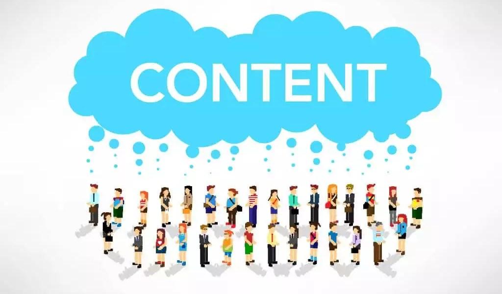 O que é conteúdo?