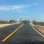 Menos mal, ya tenemos puente!