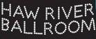 Haw River Ballroom Logo