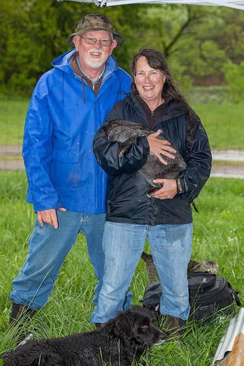 Michelle Bernard of Spellcast Farm in Catawba Co., NC