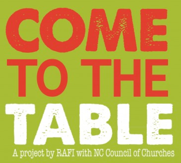 Come to the Table Logo