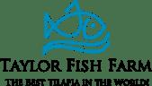 Taylor Fish farm logo