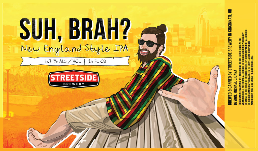 Suh Brah? Streetside Announces First Can and More!