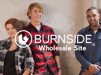Burnside Apparel Wholesale