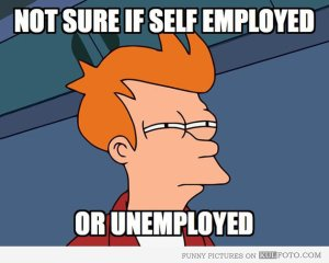Self-Employed or Unemployed