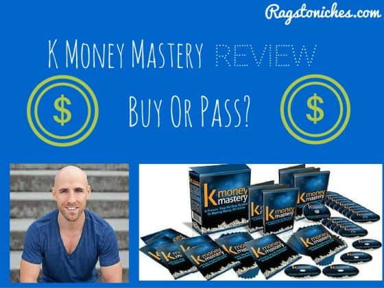 k money mastery review, is k money mastery a scam