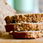 Applesauce Banana Spice Bread