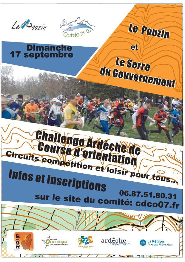 Affiche Le Pouzin 2017