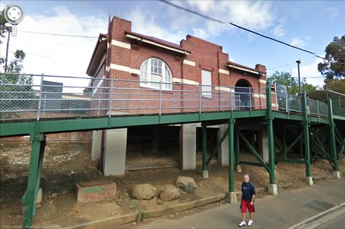 Google Street View image, dated November 2009