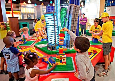 Building Birthday Fun With LEGO®