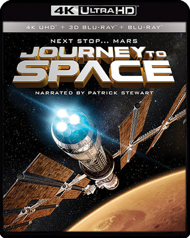 Journey to Space: Next Stop Mars