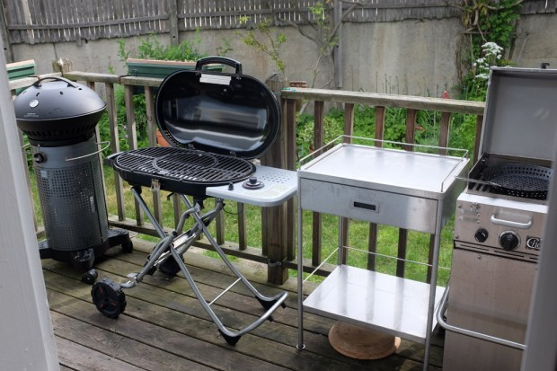 FirstGrill_Grills