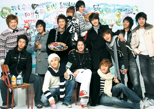Anggota Super Junior Yang Melakukan Operasi Plastik Super Junior Profile Let Me SHINee The World s Blog 500x354