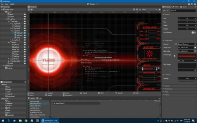RainWallpaper - Live Wallpaper Engine for Windows