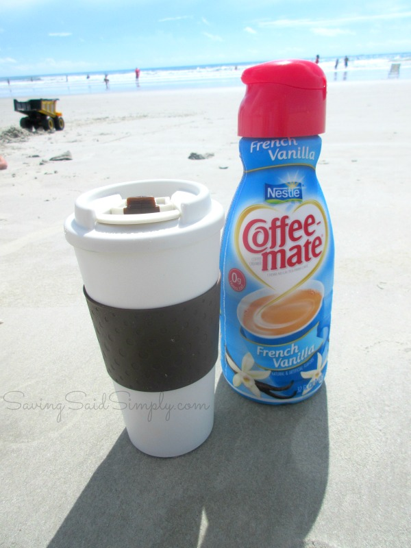 Making The Most Of Summer With Coffee Mate