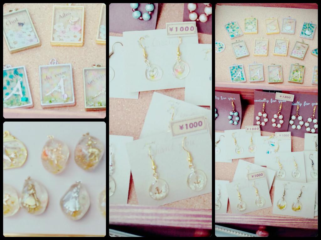 Yokosuka Golden Week Bazaar  : Hand-made accessories