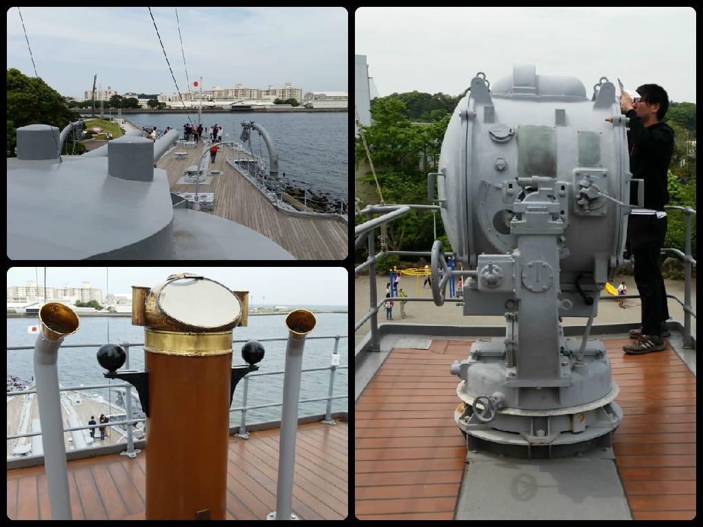 Battleship Mikasa 三笠