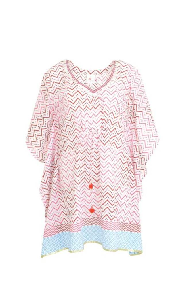 Nimo with Love cover-up, $48; Anthropologie