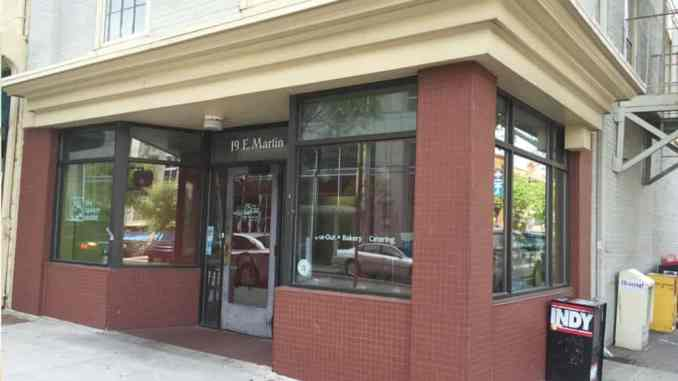 Carroll's Kitchen will be located in the former location of the Square Rabbit.
