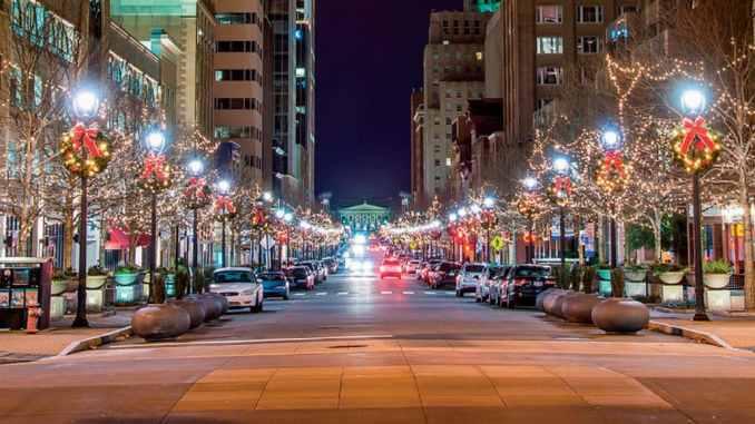 Downtown Raleigh Christmas