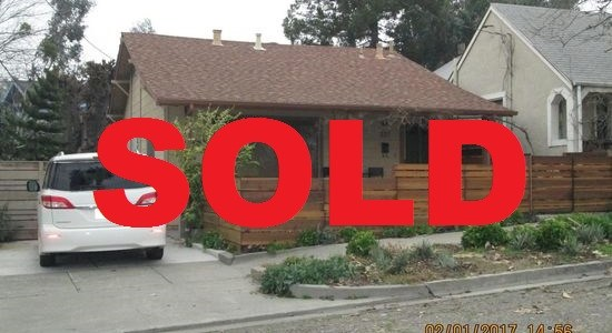 SOLD – 327 California St, Rio Vista, 2bds/2bths, 1074sf