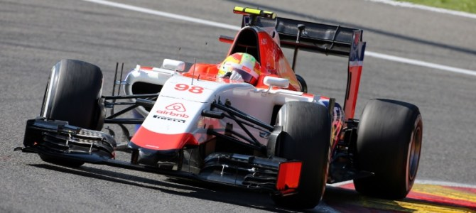 Manor confirms Mercedes engine deal for 2016