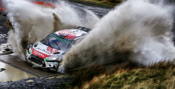 Kris Meeke left without drive as Citroen withdraw from 2016 WRC