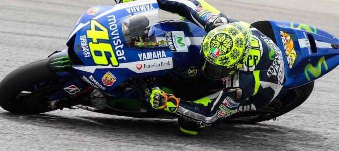 Jerez MotoGP: Rossi crushes Spanish rivals on their home turf