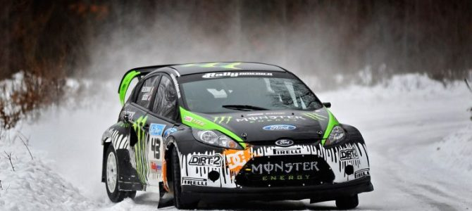 Ford Defeats Toyota in Final Round of Rally America Championship