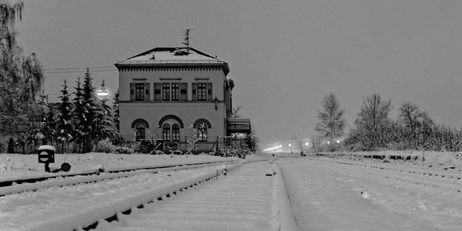 Bahnhof Eggenstein II