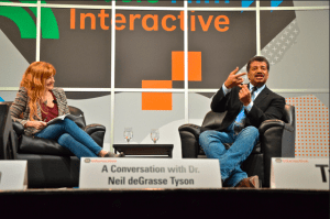 Neil deGrasse Tyson at SXSW