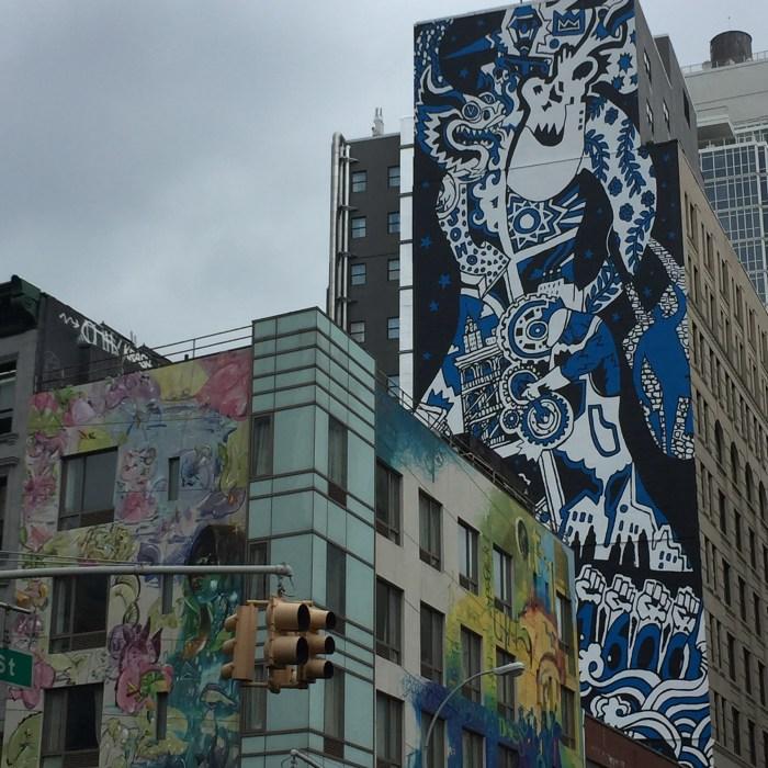 2016 Summer Streets: Street Art