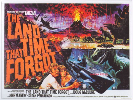 Overlooked Movies: The Land That Time Forgot(1975) (2/2)
