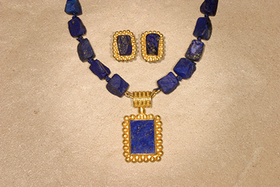 necklace and earrings 19