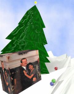 1994 Christmas card. (Truespace)