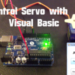 Arduino – Control Servo with Visual Basic