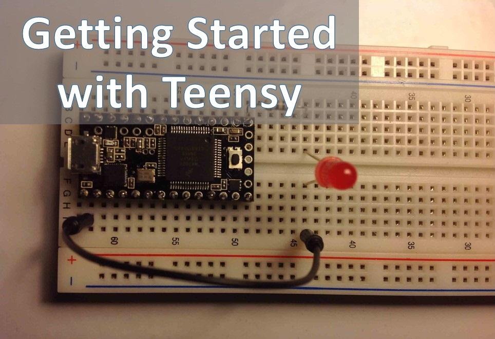 Getting started with teensy arduino alternative random