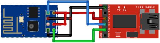 Flashing Firmware - FTDI Programmer
