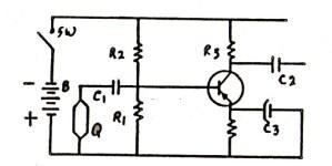 Transistor Sebagai Penguat Suara
