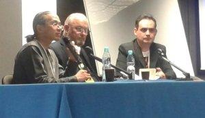 Ted Chiang, Joe Haldeman, Konrad Walewski